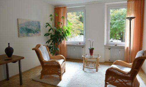 Praxis für Physiotherapie in Überlingen am Bodensee, Beratungsraum